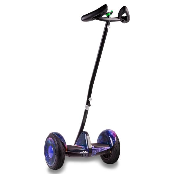 Купить Segway Ninebot mini + второй мягкий руль (космос синий)